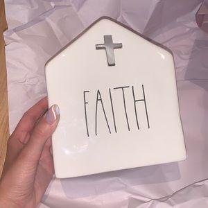 Brand new! Rae Dunn Faith